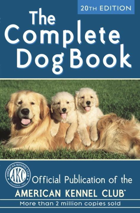 The Complete Dog Book als eBook Download von Am...