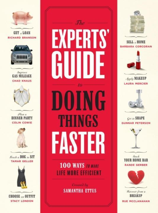 The Experts´ Guide to Doing Things Faster als e...