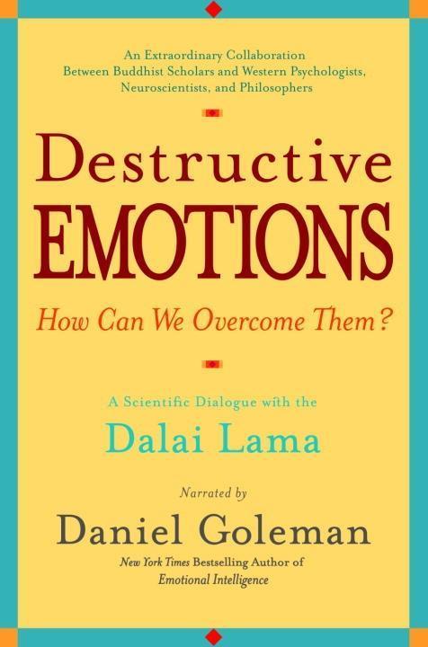 Destructive Emotions als eBook epub