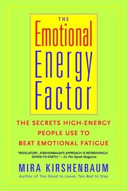 The Emotional Energy Factor als eBook Download ...