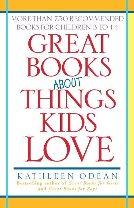 Great Books About Things Kids Love als eBook Do...