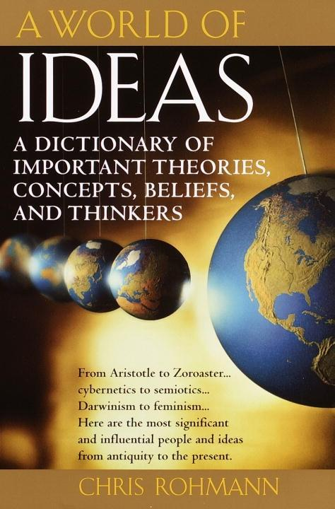 A World of Ideas als eBook Download von Chris R...