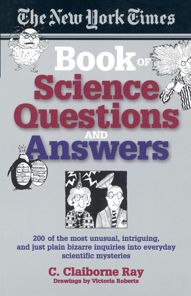 The New York Times Book of Science Questions & ...