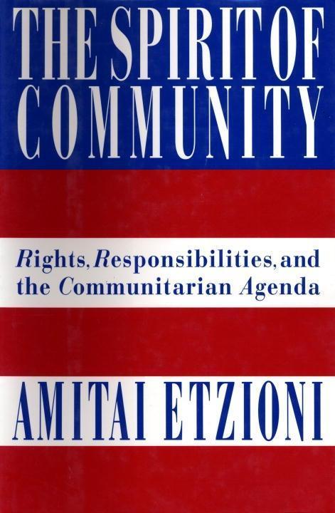 The Spirit of Community als eBook Download von ...