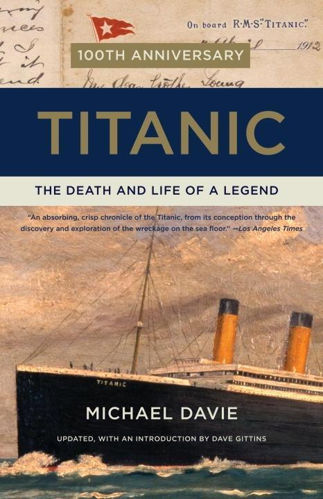 Titanic als eBook Download von Michael Davie