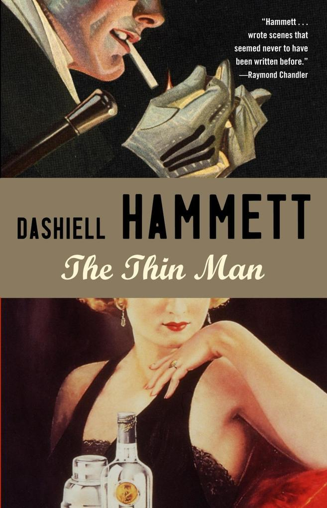 The Thin Man als eBook epub