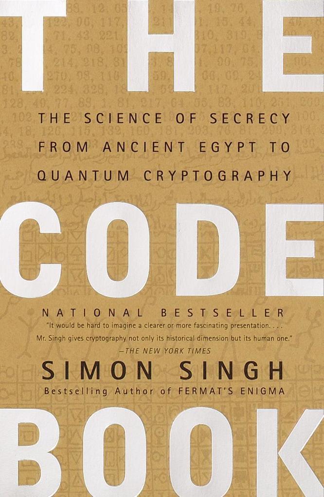 The Code Book als eBook Download von Simon Singh