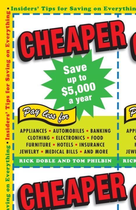 Cheaper als eBook Download von Rick Doble, Tom ...
