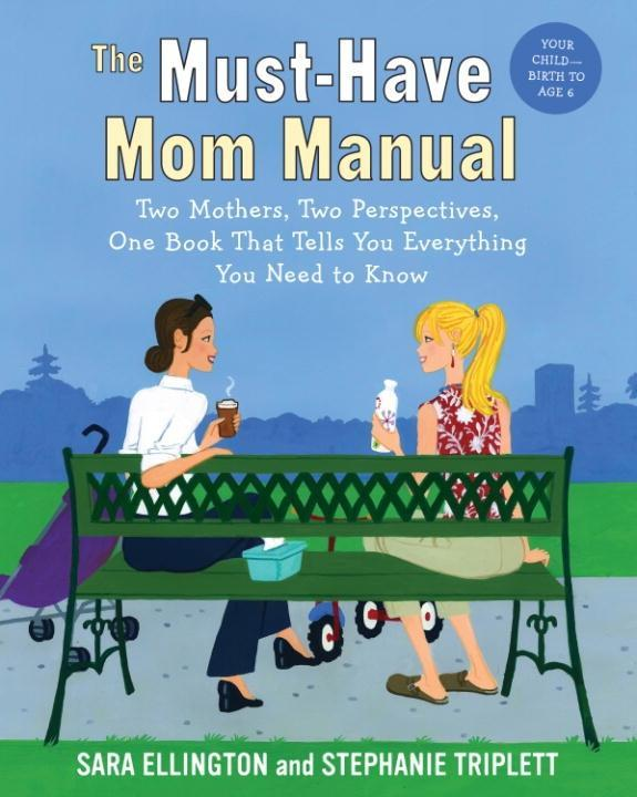 The Must-Have Mom Manual als eBook Download von...