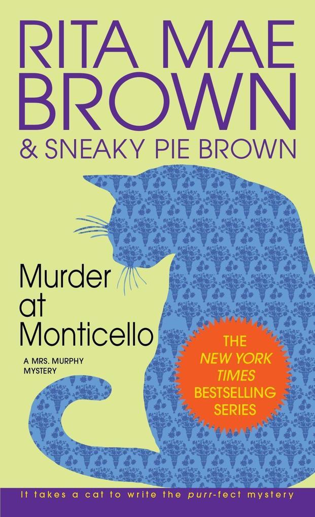 Murder at Monticello als eBook epub