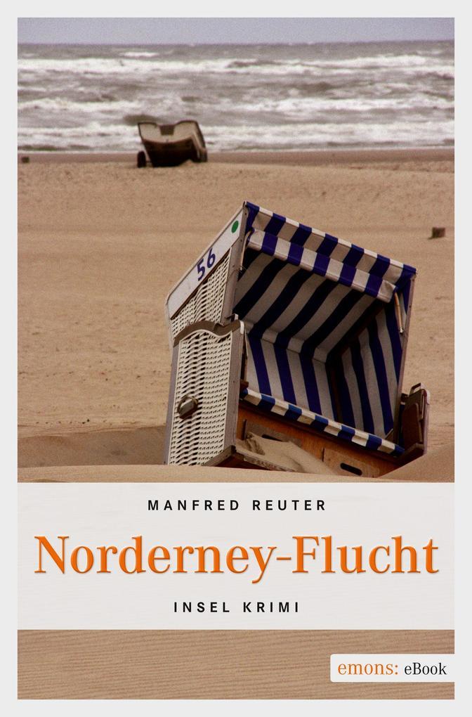 Norderney-Flucht als eBook epub