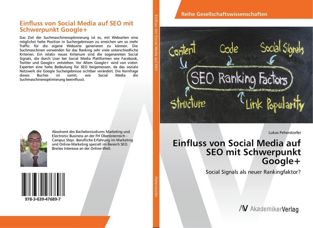 Einfluss von Social Media auf SEO mit Schwerpun...