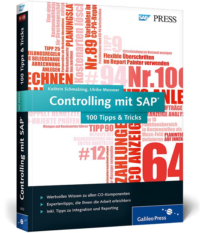 Controlling mit SAP - 100 Tipps & Tricks als Bu...