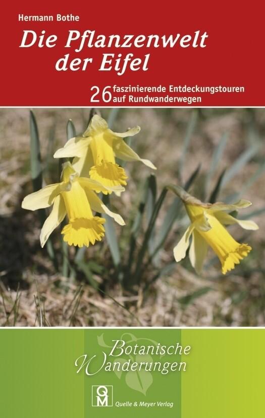 Die Pflanzenwelt der Eifel als Buch von Hermann...