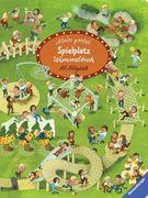 Mein großes Spielplatz-Wimmelbuch