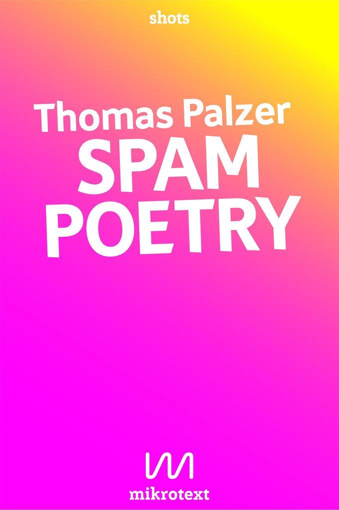Spam Poetry als eBook