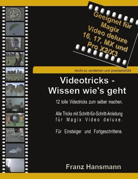 Videotricks - Wissen wie´s geht als eBook Downl...