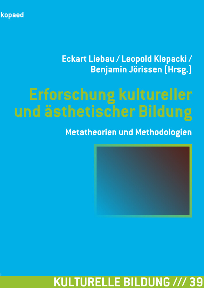 Erforschung kultureller und ästhetischer Bildun...