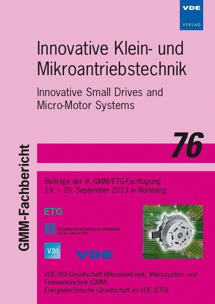 Innovative Klein- und Mikroantriebstechnik als ...