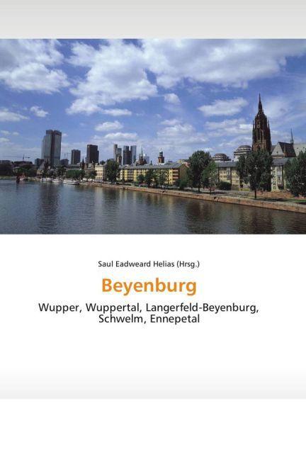 Beyenburg als Taschenbuch von