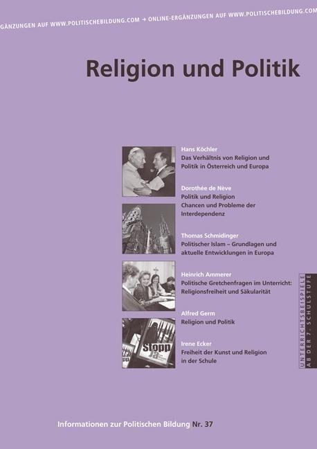 Religion und Politik als Buch von