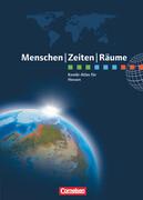 Menschen Zeiten Räume: Kombi-Atlas für Hessen mit Arbeitsheft