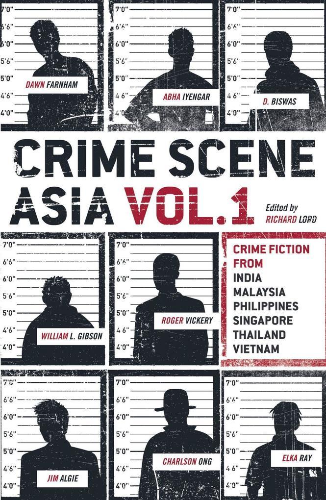 Crime Scene Asia als eBook Download von