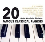 20 Grosse Pianisten/Famous Classical Pianists