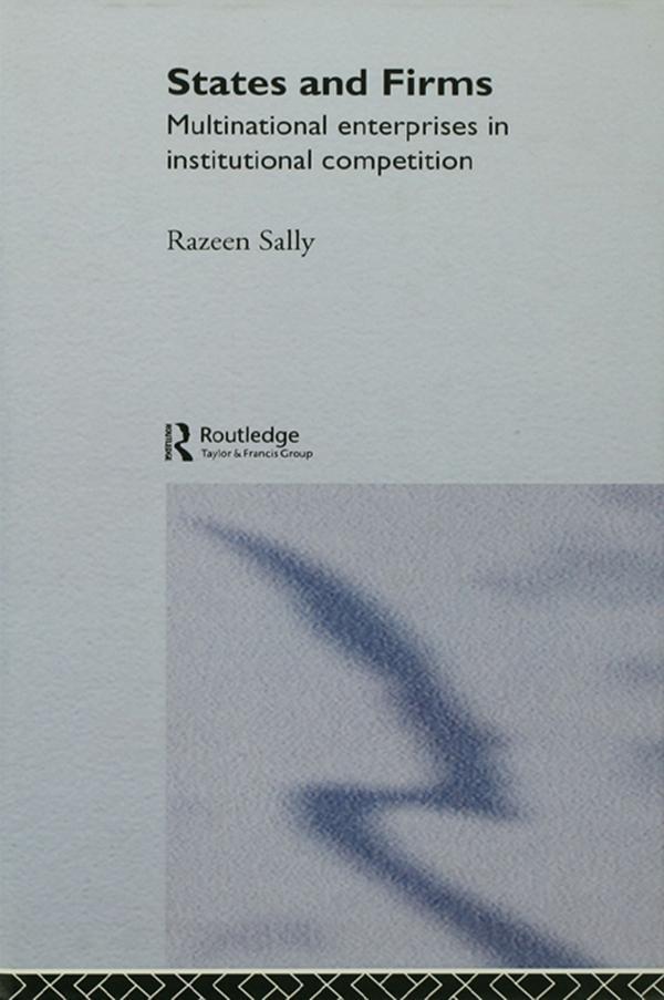States and Firms als eBook Download von Razeen ...