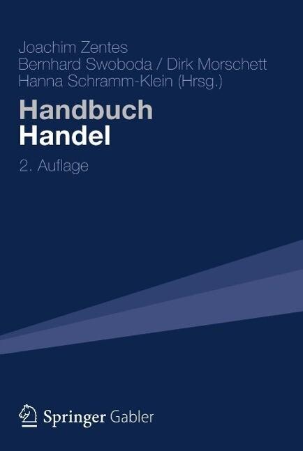 Handbuch Handel als eBook Download von