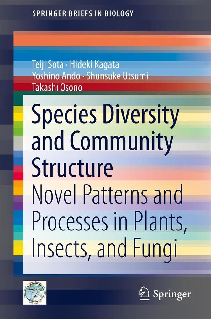 Species Diversity and Community Structure als e...