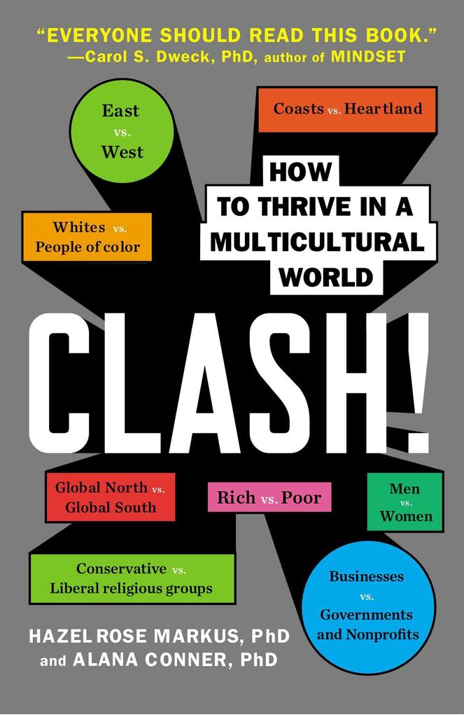 Clash! als Buch von Hazel Markus, Alana Conner