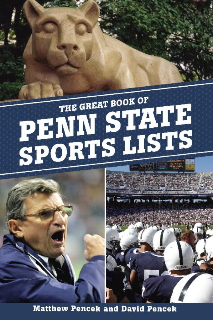 The Great Book of Penn State Sports Lists als e...