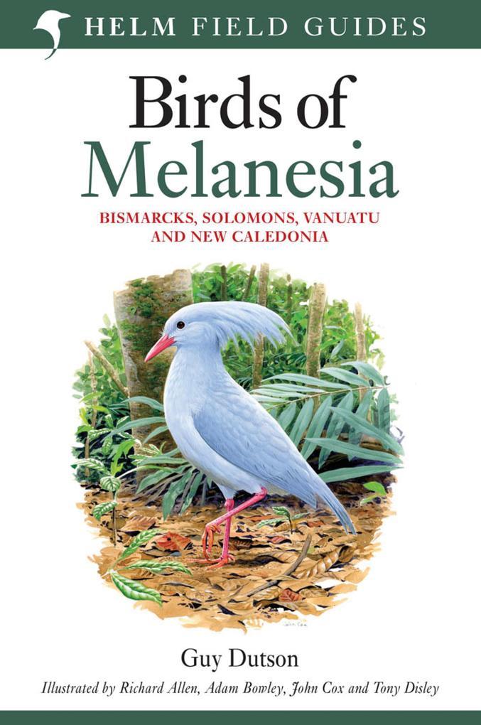 Birds of Melanesia als eBook Download von Guy D...