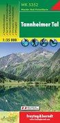 Freytag & Berndt Wander-, Rad- und Freizeitkarte Tannheimer Tal