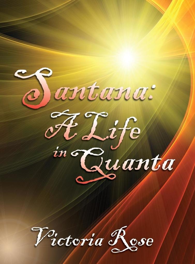 Santana als Buch von Victoria Rose
