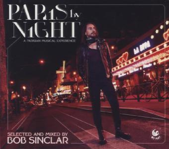 Paris By Night (A Parisian Musical Experience)