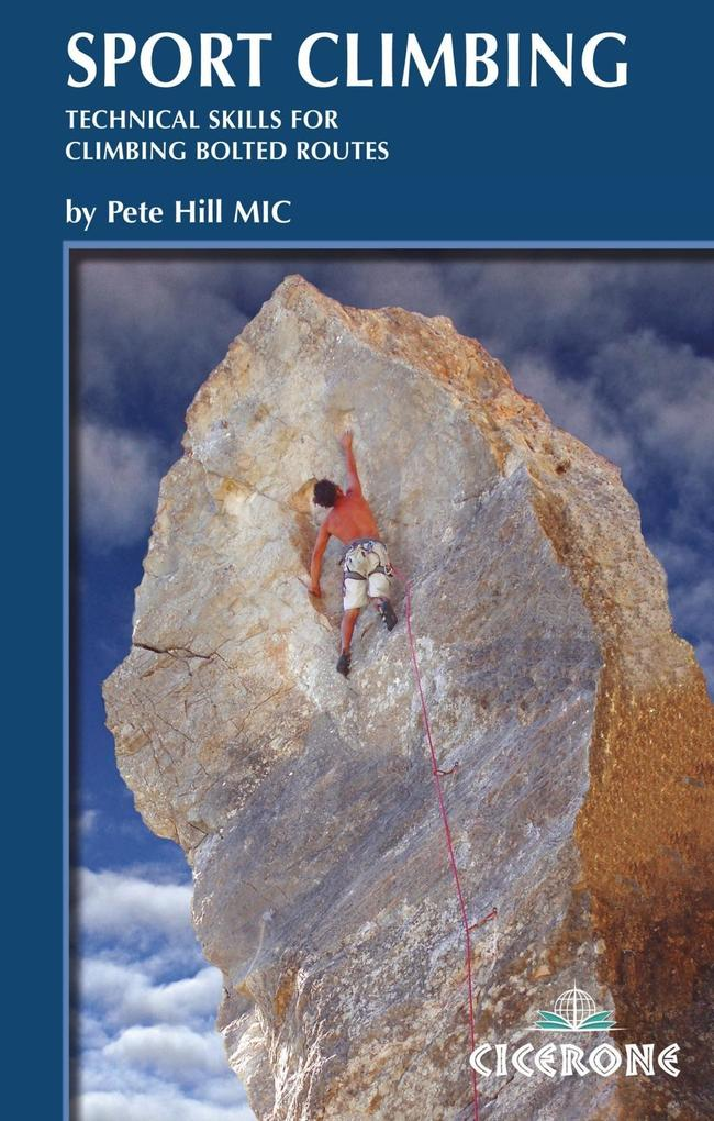 Sport Climbing als eBook Download von Pete Hill