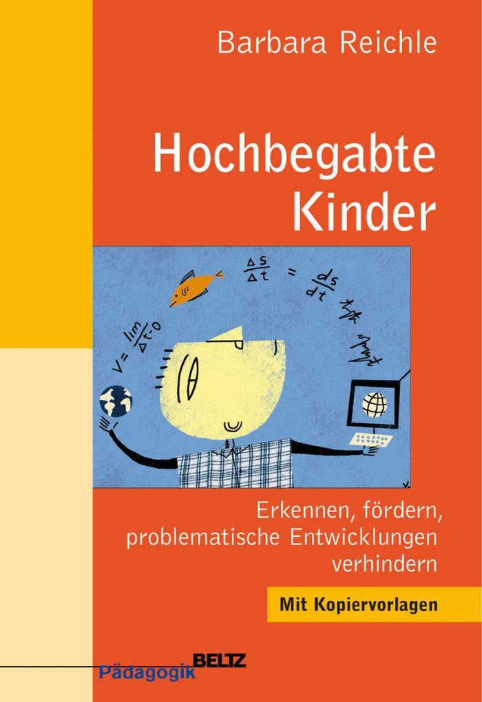 Hochbegabte Kinder als eBook Download von Barba...
