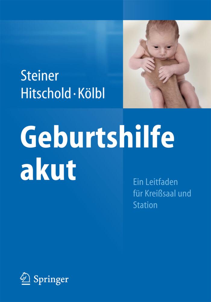 Geburtshilfe akut als Buch