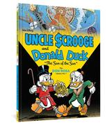 """Walt Disney Uncle Scrooge and Donald Duck: """"the Son of the Sun"""" (the Don Rosa Library Vol. 1)"""