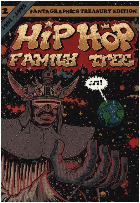 Hip Hop Family Tree Book 2 als Buch