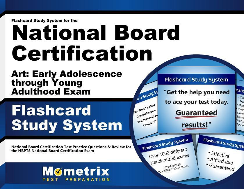 Flashcard Study System For The National Board Certification Art