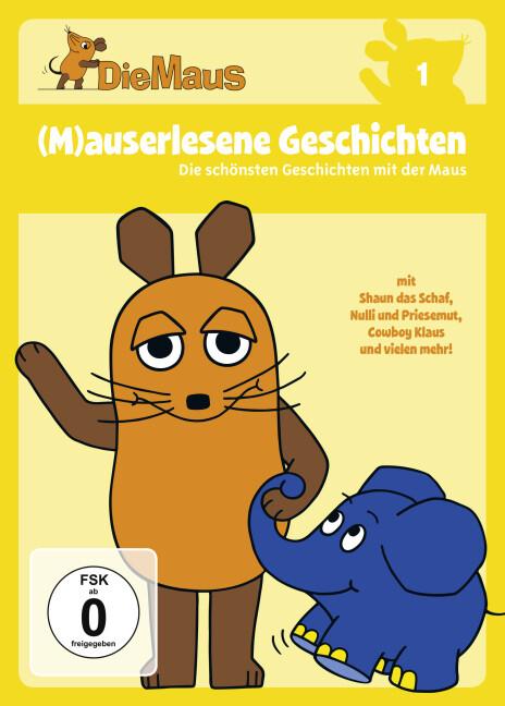 Die Sendung mit der Maus - DVD 1 als DVD