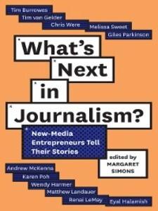 What´s Next in Journalism? als eBook Download von