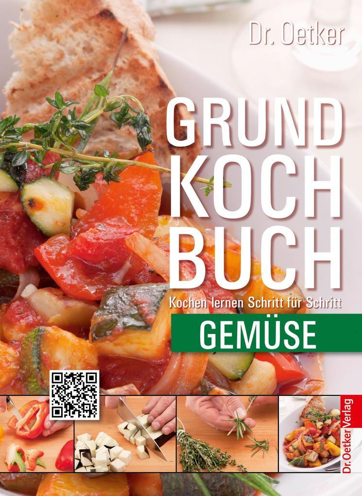 Grundkochbuch - Einzelkapitel Gemüse als eBook
