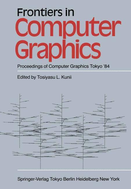 Frontiers in Computer Graphics als Buch von