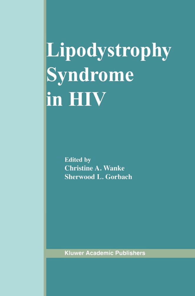 Lipodystrophy Syndrome in HIV als Buch von