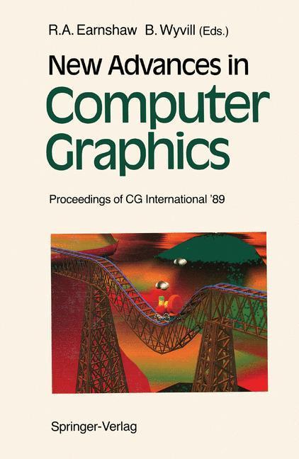 New Advances in Computer Graphics als Buch von