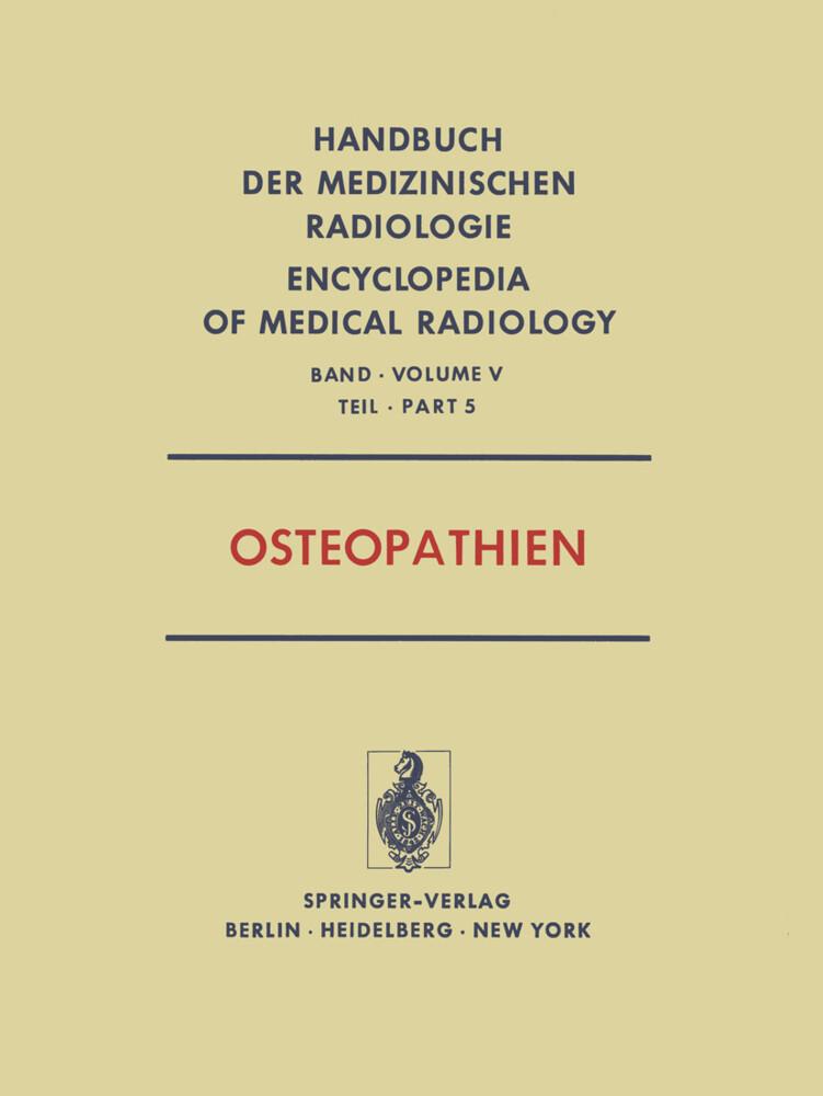 Osteopathien als Buch von S. Bosnjakovic-Büsche...
